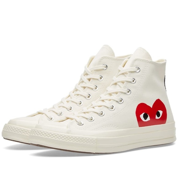 9da4a77550da Converse Shoes - Comme Des Garcons Play (Converse Play)